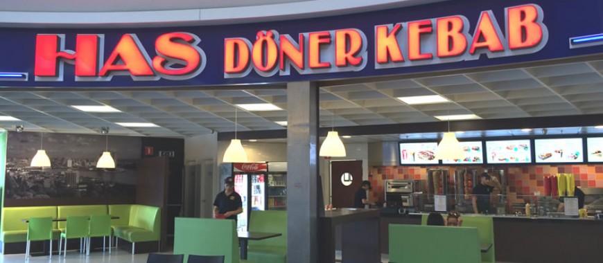 Has Doner Kebab