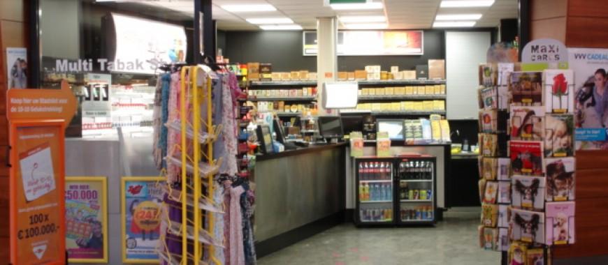Multi Tabak Shop / Western Union