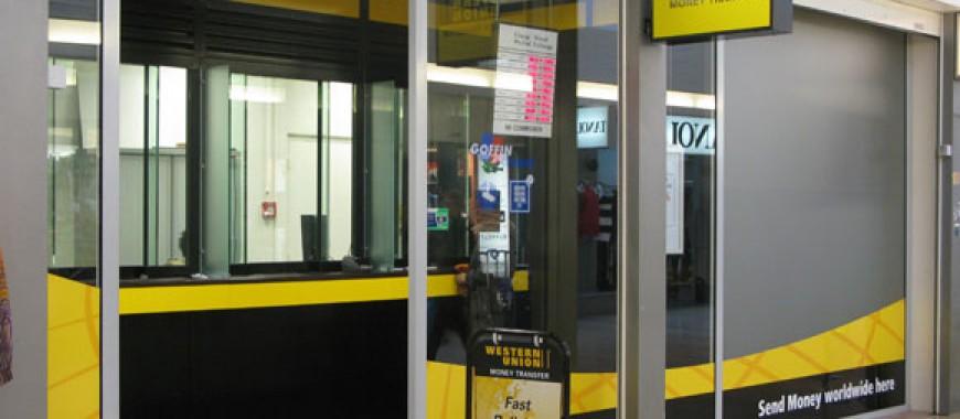 Goffin Change (Western Union)