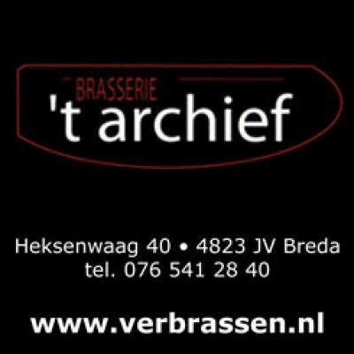 Afbeeldingsresultaat voor logo brasserie t archief