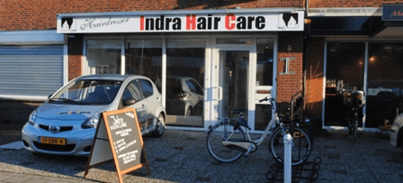 Indra haircare