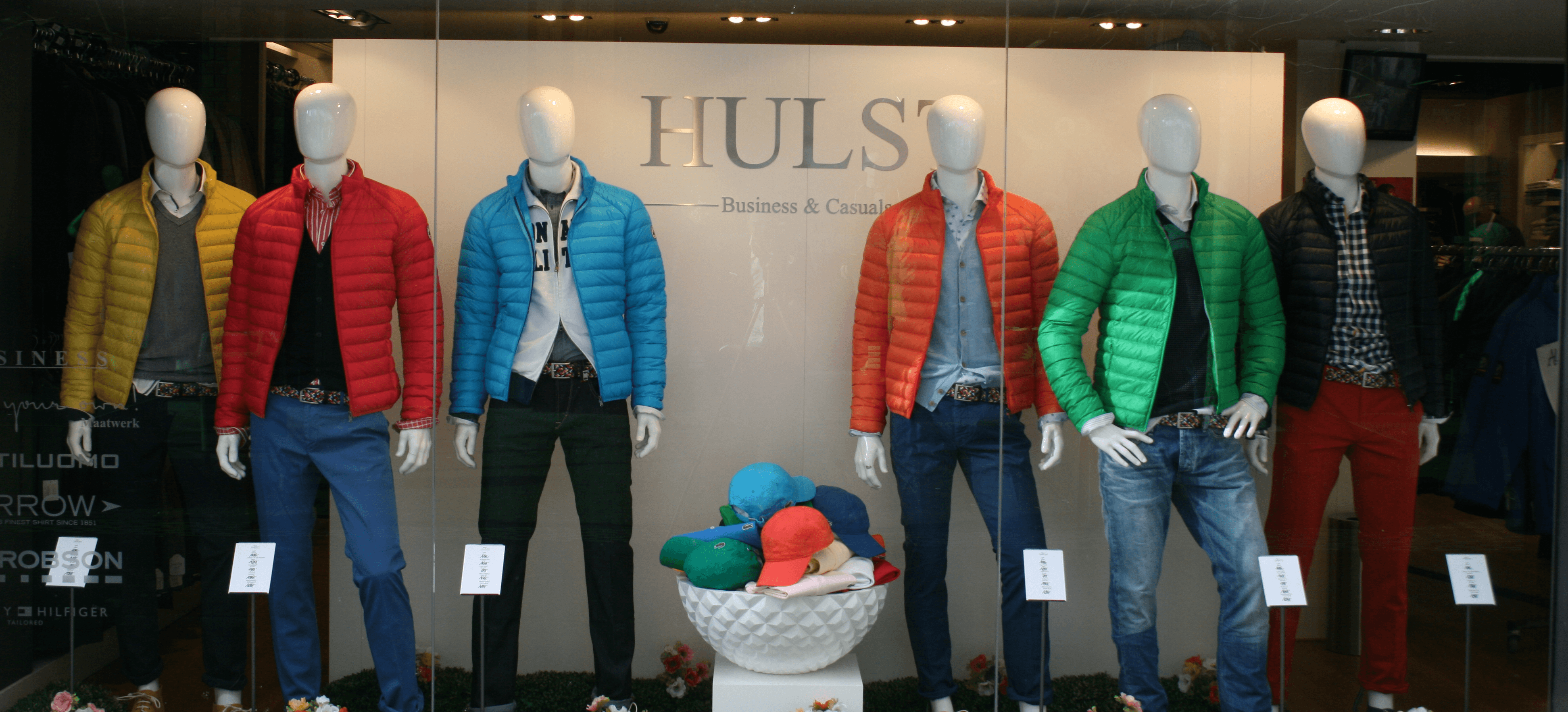 Hulst Business&Casuals