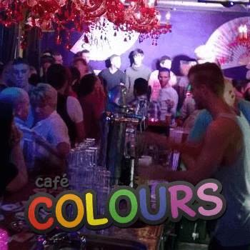 Café Colours