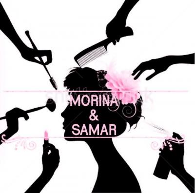 Morina en Samar Hair and Beauty Salon