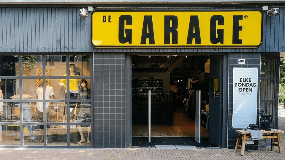 De Garage Centrum Zeist