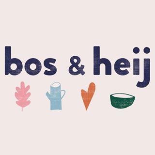 Bos & Heij café en store