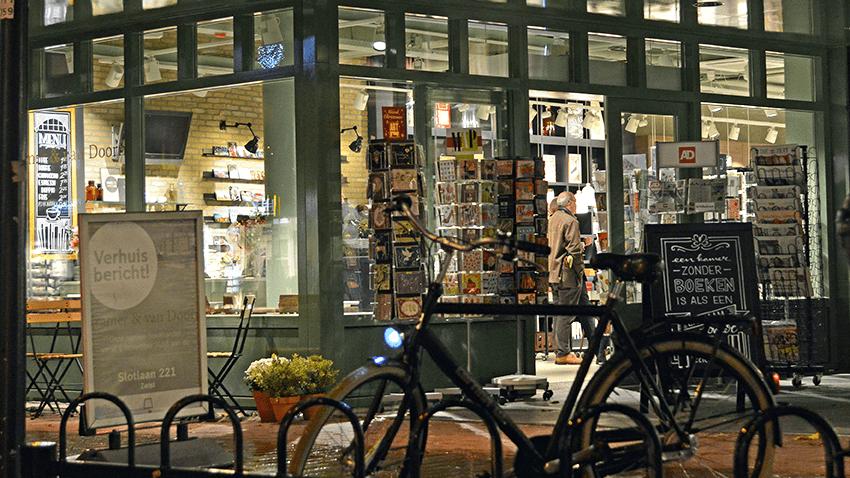 boekhandel zeist