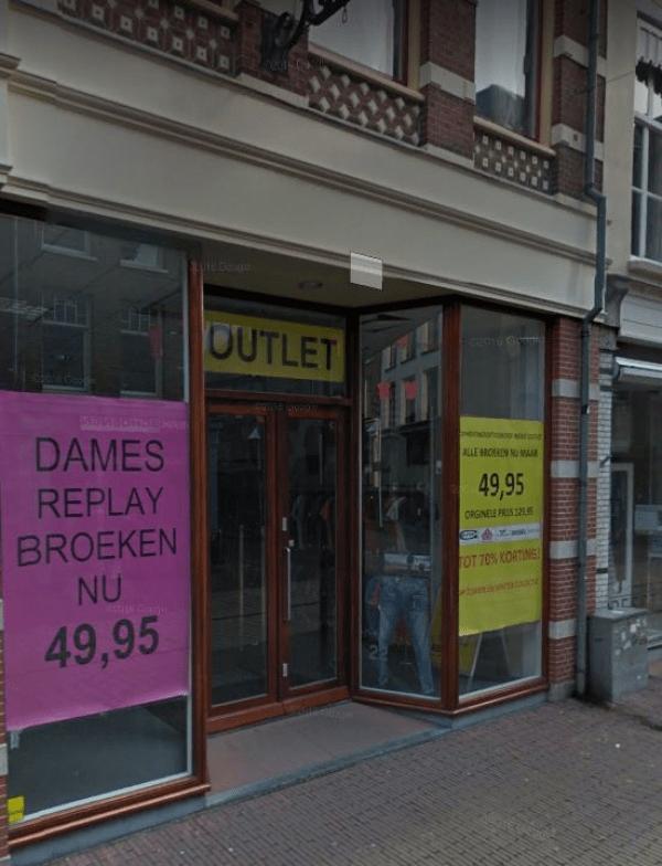 Inside Outlet Binnenstad Arnhem